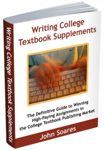 Writing College Textbook Supplements