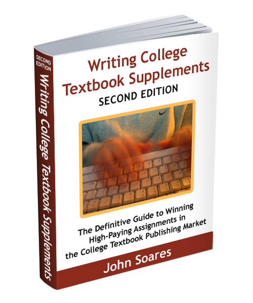 Writing College Textbook Supplements by John Soares
