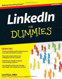 LinkedIn for Dummies review, Joel Elad