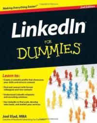 LinkedIn for Dummies review, Joel Elad