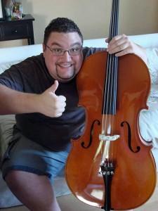 Freelance writing goes better when I listen to cello music.