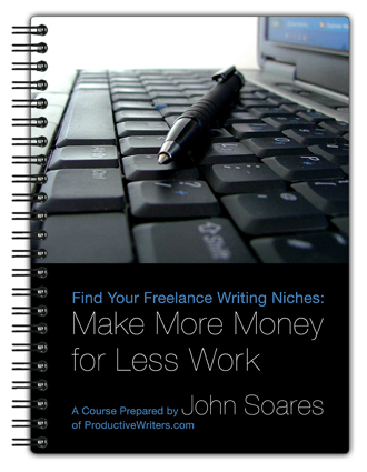 Find Your Freelance Writing Niches