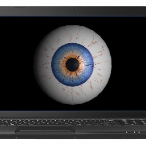 Writers: Too much time staring at your computer screen can cause eye strain.