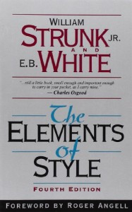 Strunk and White's The Elements of Style is a classic guide that will help all freelance writers improve their craft.