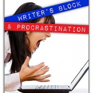 Overcoming writer's block