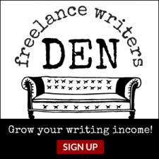 Carol Tice's Freelance Writers Den provides freelance writers with courses, live events, and an active forum.