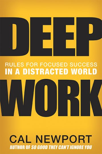 how deep work makes you a better and more productive writer how deep work makes you a better and more productive writer productive writers